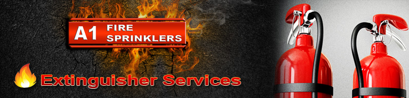 Fire Extinguisher sales and service