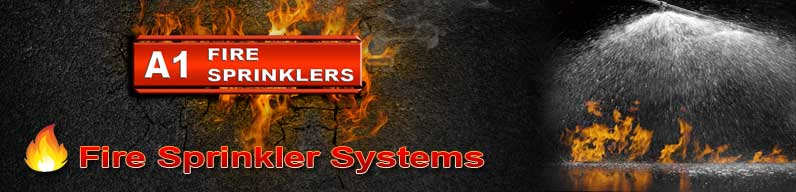 Fire sprinkler systems - commercial and residential