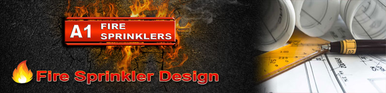 Fire sprinkler design